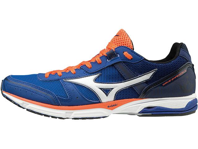 Mizuno Wave Emperor 3 Buty do biegania Mężczyźni niebieski